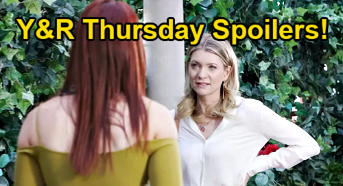 The Young and the Restless Spoilers: Thursday, June 10 – Tara's Change of Heart, Summer's in Trouble - Kyle Warns Ashland