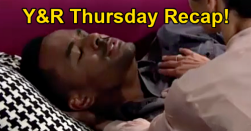 The Young and the Restless Spoilers: Thursday, June 17 Recap – Elena Saves Nate's Life - Tara's Shady Proposition – Double Date Surprise