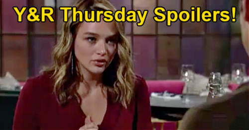 The Young and the Restless Spoilers: Thursday, June 24 – Amanda Rages Over Naya's Huge Lie – Summer Seals Italy Fate, Stuns Kyle