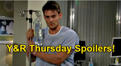 The Young and the Restless Spoilers: Thursday, May 13 Recap – Adam Lets Sharon Go, Plays Matchmaker with Rey