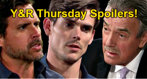 The Young and the Restless Spoilers: Thursday, May 20 – Chelsea's Plea for Forgiveness – Victor Gives Adam & Nick New Challenge