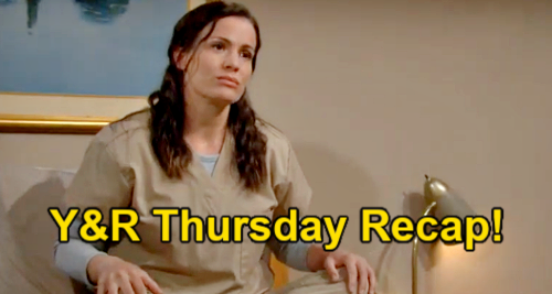 The Young and the Restless Spoilers: Thursday, May 20 Recap – Rey Visits Chelsea – Summer Confesses – Kevin Panics