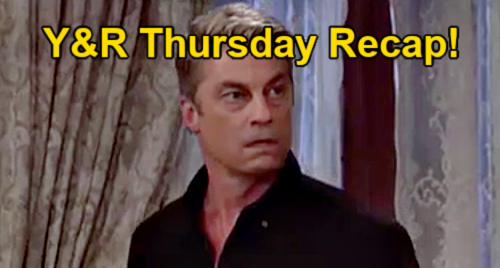 The Young and the Restless Spoilers: Thursday, October 14 Recap – Nick Finds Gaines as Wedding Begins – Victoria Picks Sally's Dress