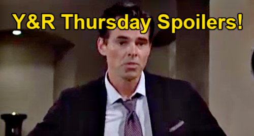 The Young and the Restless Spoilers: Thursday, September 16 – Sharon Comes to Adam's Rescue – Victoria's Men Battle It Out