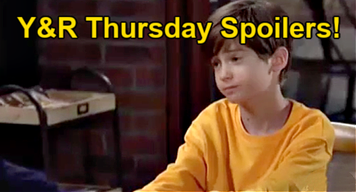 The Young and the Restless Spoilers: Thursday, September 16 Recap – Connor Says Adam Always Chooses Sharon – Sally to the Rescue