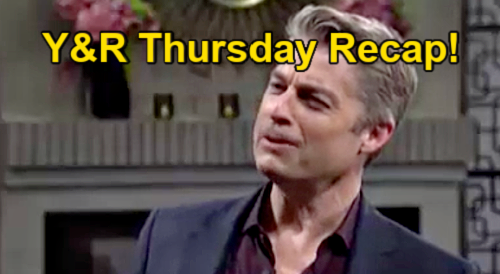 The Young and the Restless Spoilers: Thursday, September 23 Recap – Gaines Threatens to Sell Ashland's Story to Billy