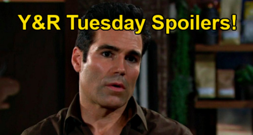 The Young and the Restless Spoilers: Tuesday, August 24 – Rey's Surveillance Footage of Mariah's Captor – Traci's Exciting News