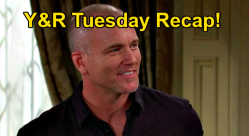 The Young and the Restless Spoilers: Tuesday, August 24 Recap – Ashland's Older Mystery Woman – Abby Thanks Stitch for New Lead