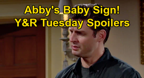 The Young and the Restless Spoilers: Tuesday, January 12 – Abby's First Baby Sign – Naya's Harsh Truth - Billy's Summer Past