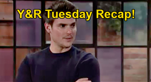 The Young and the Restless Spoilers: Tuesday, July 6 Recap – Chelsea's Secret Recording – Adam Onto Dr. Hedges – Amanda Tricks Naya