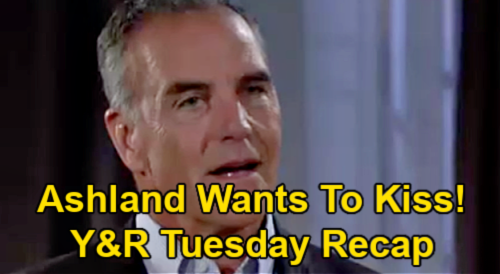 The Young and the Restless Spoilers: Tuesday, June 15 Recap – Ashland Wants to Kiss Victoria – Adam Gives Victor NYC Bad News