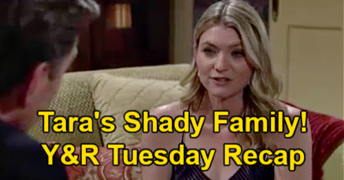 The Young and the Restless Spoilers: Tuesday, June 22 Recap – Tara's Suspicious Family History – Summer's Sacrifice Stuns Phyllis