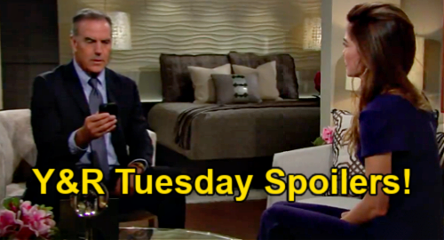 The Young and the Restless Spoilers: Tuesday, June 29 – Adam's Dangerous New Deal – Ashland's Reputation Hit – Jack Warns Billy