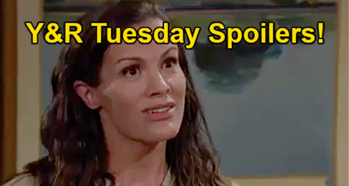 The Young and the Restless Spoilers: Tuesday, June 29 Recap – Chelsea Fights Adam's Connor Grab - Kyle & Tara Bond