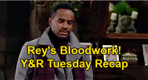The Young and the Restless Spoilers: Tuesday, March 16 Recap – Rey's Bloodwork – Ashland Onto Kyle & Tara – Jealous Amanda's Find