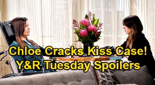 The Young and the Restless Spoilers: Tuesday, March 2 – Chloe & Chelsea Crack Kiss Case - Kyle's Confession Shocks Summer