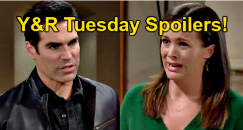 The Young and the Restless Spoilers: Tuesday, May 11 – Victor's Doctor for Chelsea, Mental Health Evaluation – Adam's Freedom