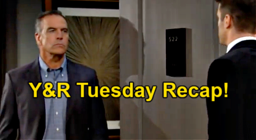 The Young and the Restless Spoilers: Tuesday, May 18 Recap – Ashland's Furious Kyle Visit – Imani Says Sutton Capable of Murder