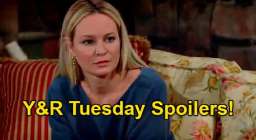The Young and the Restless Spoilers: Tuesday, May 4 – Sharon & Rey Reconnect – Nick's Life at Stake – Victoria Warns Billy