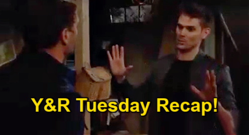 The Young and the Restless Spoilers: Tuesday, May 4 Recap – Adam's Secret Wish – Nick's Life-saving Move – Lily's Discovery