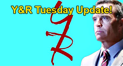 The Young and the Restless Spoilers: Tuesday, September 14 Update – Dominic Christening Drama - Ashland Secret Rattles Victoria