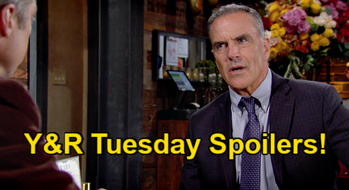 The Young and the Restless Spoilers: Tuesday, September 21 – Ashland's Death Derails Hush Money Deal – Gaines Demands Lump Sum