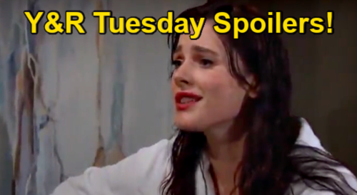 The Young and the Restless Spoilers: Tuesday, September 21 Recap – Tessa Pushed to Pregnancy - Billy Spots Ashland with Gaines