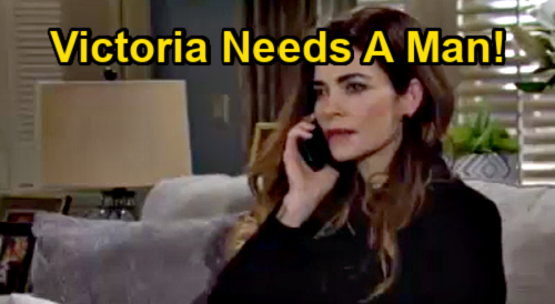 The Young and the Restless Spoilers: Victoria Needs A Life - Will She Get A New Man & Quit Pestering Billy?