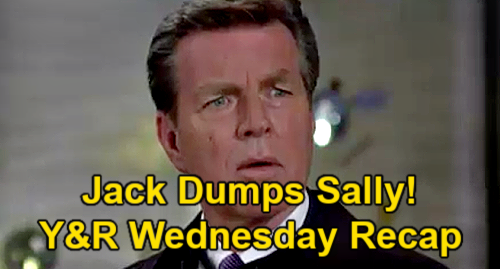 The Young and the Restless Spoilers: Wednesday, April 14 Recap – Chance Messages Abby – Jack Dumps Sally – Devon & Amanda Kiss