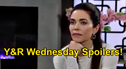 The Young and the Restless Spoilers: Wednesday, April 7 – Alyvia Alyn Lind Exits As Faith – Lily Tells Victoria To Back Off