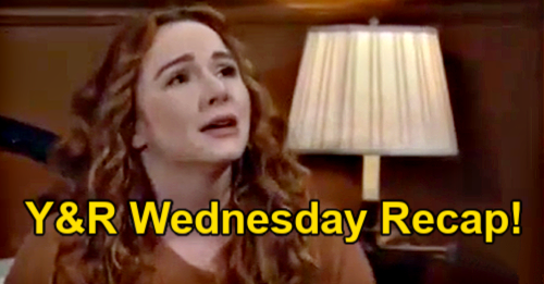 The Young and the Restless Spoilers: Wednesday, August 4 Recap - Mariah Screams in Captivity - Jack Corners Tara