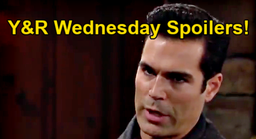 The Young and the Restless Spoilers: Wednesday, February 24 – Rey Wallops Sharon & Adam – Chelsea's World Shatters