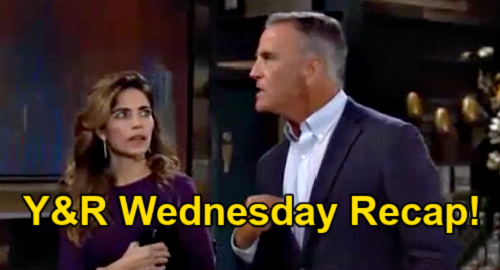 The Young and the Restless Spoilers: Wednesday, July 21 Recap – Ashland's Stolen Son Rage - Kyle Calls Out Sally's LA Trip