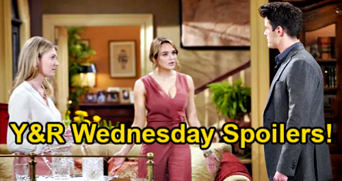 The Young and the Restless Spoilers: Wednesday, June 16 – Summer Walks In On Kyle & Tara Close Encounter – Naya Warns Amanda