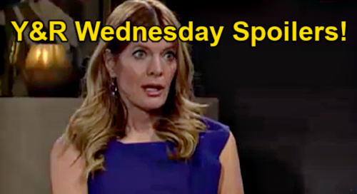 The Young and the Restless Spoilers: Wednesday, June 23 – Kyle Suspects Summer's Secret – Tara & Phyllis Face Off