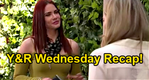 The Young and the Restless Spoilers: Wednesday, June 9 Recap – Sally Pushes Tara to Make Kyle Fall In Love, Unite Against Summer