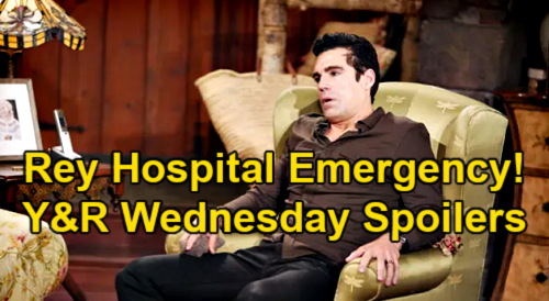 The Young and the Restless Spoilers: Wednesday, March 17 – Adam's Big Win – Rey's Hospital Emergency - Lily Corners Victoria