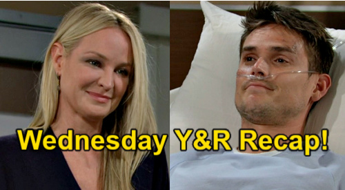The Young and the Restless Spoilers: Wednesday, May 12 Recap – Rey Mentions Sharon Cheating – Adam Guilty Over Chelsea Suffering