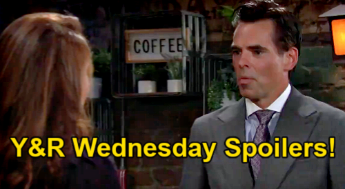 The Young and the Restless Spoilers: Wednesday, May 19 – Billy & Lily's New Home Conflict – Kyle Fights for Harrison