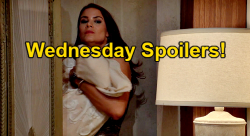 The Young and the Restless Spoilers: Wednesday, October 13 – Adam Steps Up for Sally – Billy Fails – Jack's Decision
