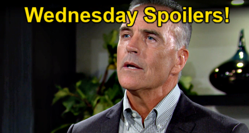 The Young and the Restless Spoilers: Wednesday, September 15 – Ashland Threatens Billy - New Story Dooms Victoria's Wedding