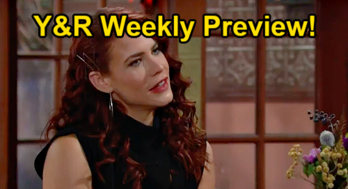 The Young and the Restless Spoilers: Week of August 9 Preview – Chloe Recruits Sally – Rey's Cop Instincts Fail Mariah
