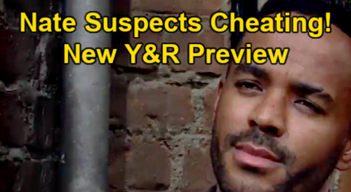 The Young and the Restless Spoilers: Week of February 1 Update - Elena & Devon Keep Cheat Night Secret - Nate Suspicious