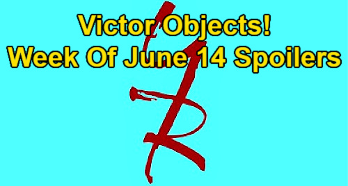 The Young and the Restless Spoilers: Week of June 14 – Victor Fights Ashland & Victoria's Romance - Sally's Next Revenge Steps