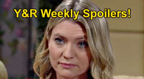 The Young and the Restless Spoilers: Week of June 21 – Summer's Decision Stuns Kyle – Amanda's Shocking Twist