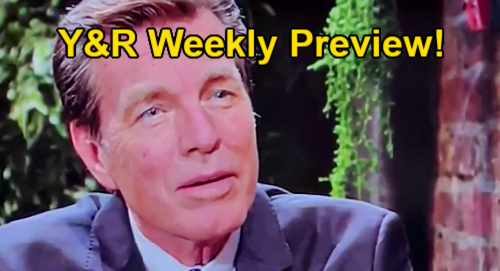 The Young and the Restless Spoilers: Week of March 1 Preview – Jack Smitten with Sally - Ashley Returns – Victor's Strange Surprise