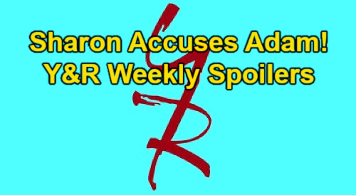 The Young and the Restless Spoilers: Week of March 22 – Harrison's Paternity Question - Sharon Blames Adam For Poisoning Rey