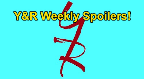 The Young and the Restless Spoilers: Week of May 17 – Chelsea Wants Forgiveness – Kyle & Ashland Battle On - Rey's Vow to Sharon