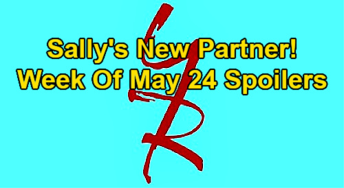 The Young and the Restless Spoilers: Week of May 24 – Sally's New Partner - Chelsea's Manipulative Move – Summer Stands by Kyle