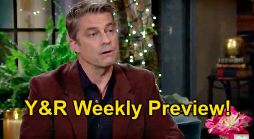 The Young and the Restless Spoilers: Week of September 20 Preview – Jesse Gaines Blackmails Ashland - Mariah Wants Tessa's Baby